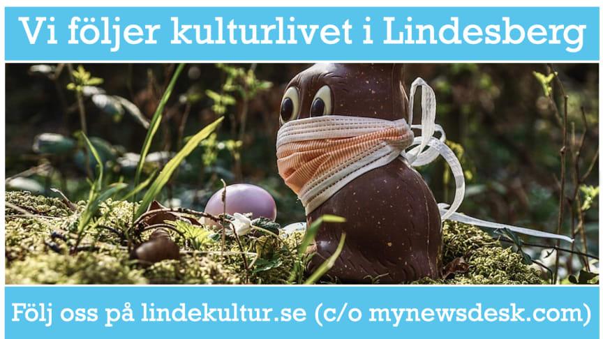 Veckans nyhetsbrev från LindeKultur (vecka 13)
