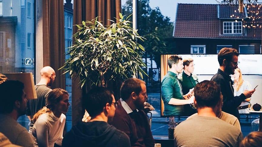 Bild från förra årets event i Jönköping. Då vann Team Fernet Ultimatum bestående av Filip Granqvist (Cambridge) och Oskar Holmberg (Göteborg).