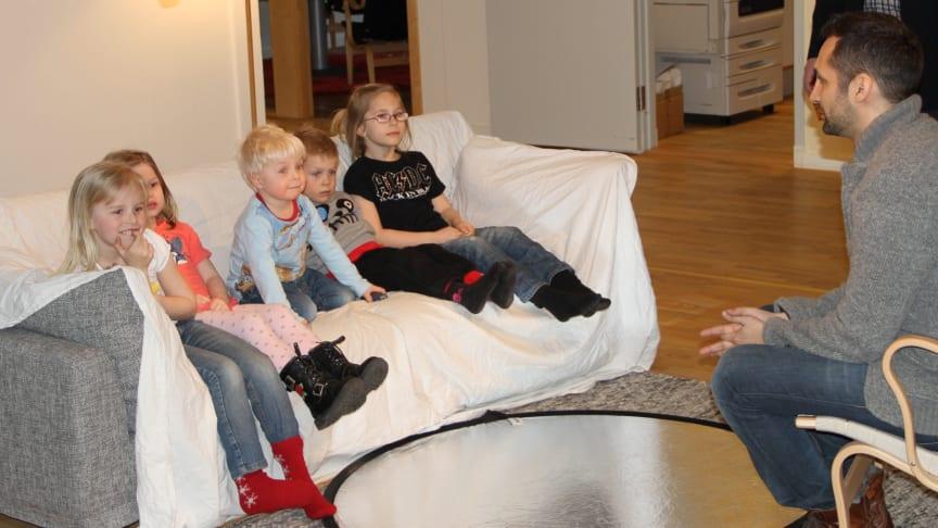 S.E.E. framtidsspanar med barn och ungdomar