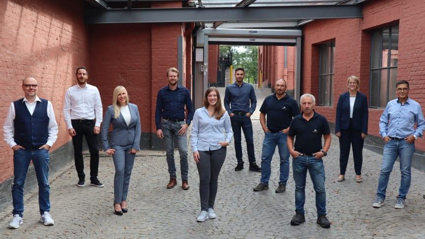 Das Team der BPW Group Academy