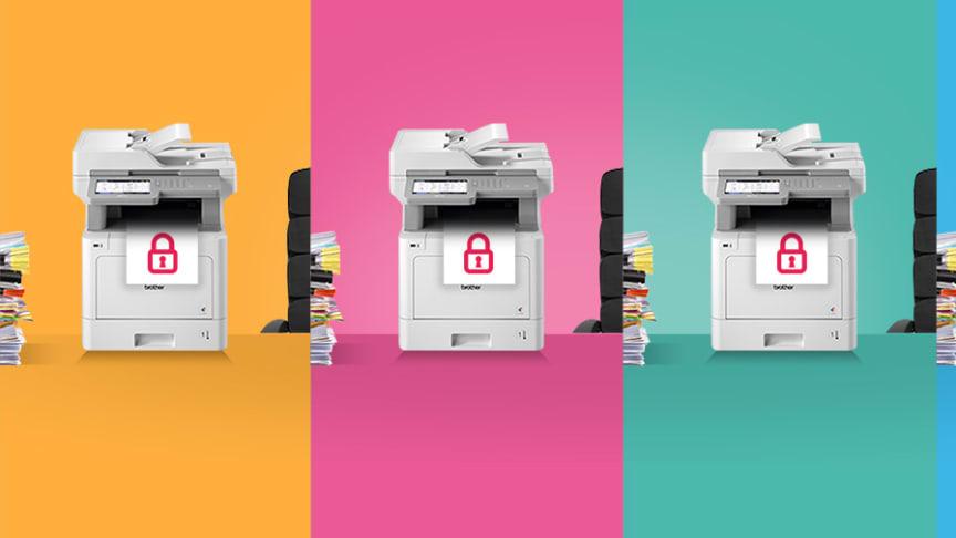 Tulostukseen liittyvää turvallisuutta voi onneksi aina parantaa esimerkiksi tulostimen lukituksella tai PIN-koodilla..