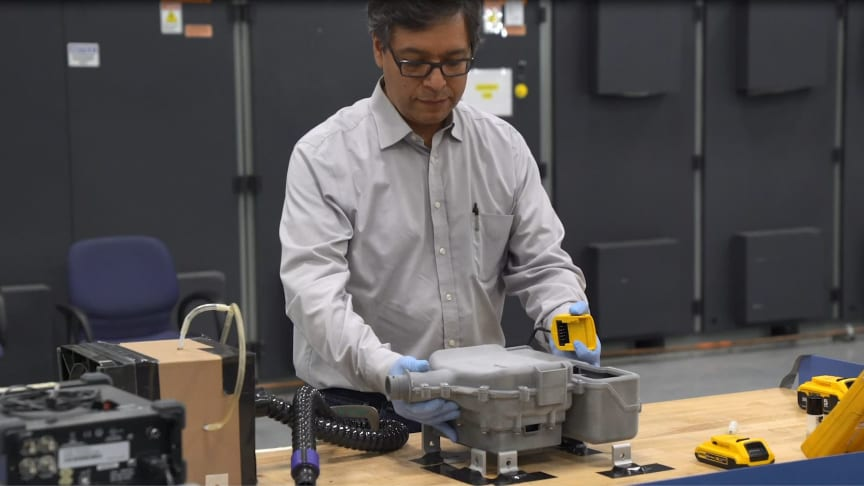 Stanley Black & Decker to Supply DEWALT Battery System for Ford and 3M's  Powered Air-Purifying Respirators