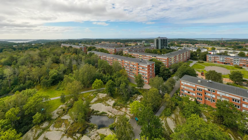 Bostadsbolaget ombildar i Tynnered