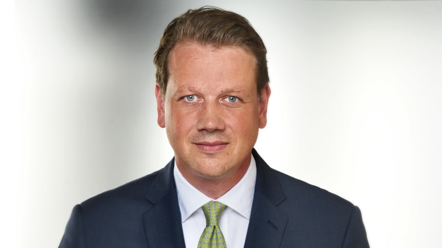 Dr. Max Weinhold, künftiger CCO bei der Gothaer Service-Vertriebs AG