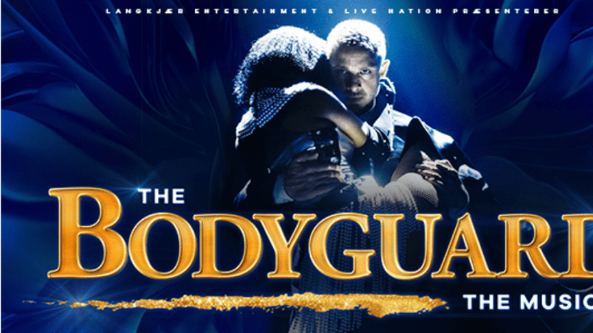Premieren på THE BODYGUARD – THE MUSICAL flyttes til 4. november