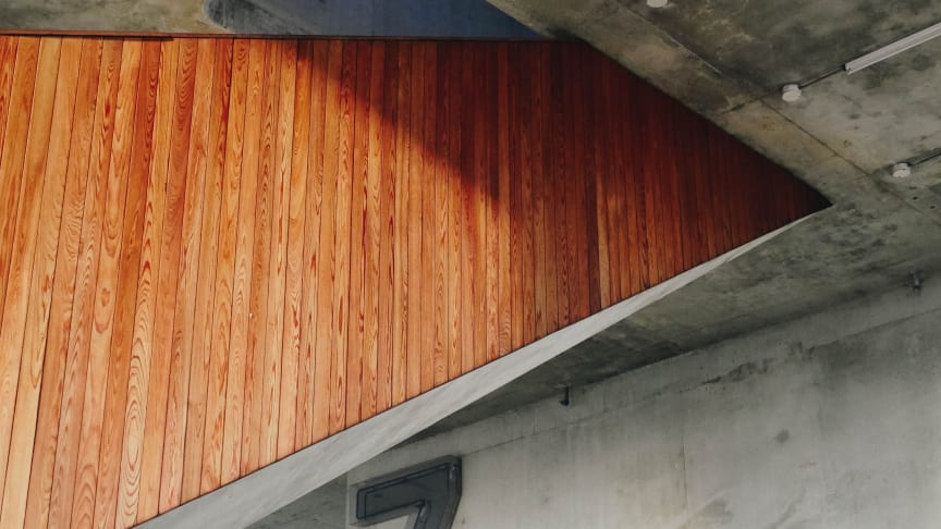 Materialvalg har mye å si for klimagassutslipp fra bygg. Illustrasjonsfoto: Derek Torsani/Unsplash.