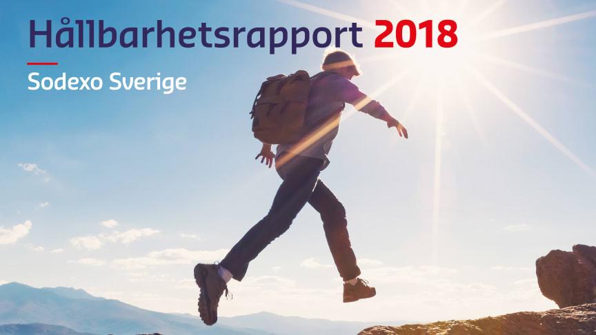 Hållbarhetsrapporten för 2018 finns nu på webben
