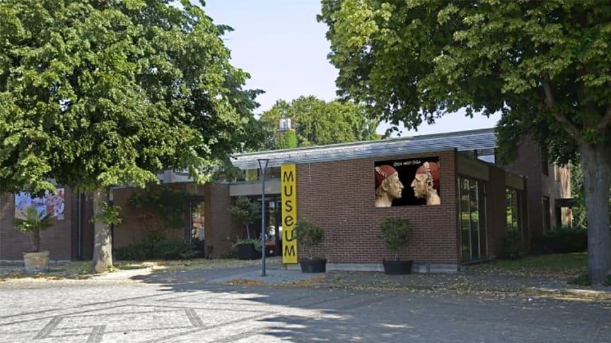Trelleborgs museum öppnar för fysiska besök igen från och med 5 juni.