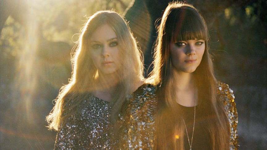 First Aid Kit signade till Columbia Records