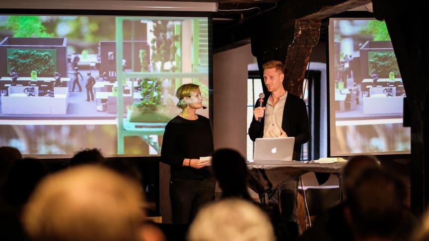 Arkitekturdagarna 2018, foto Daniel Engvall.