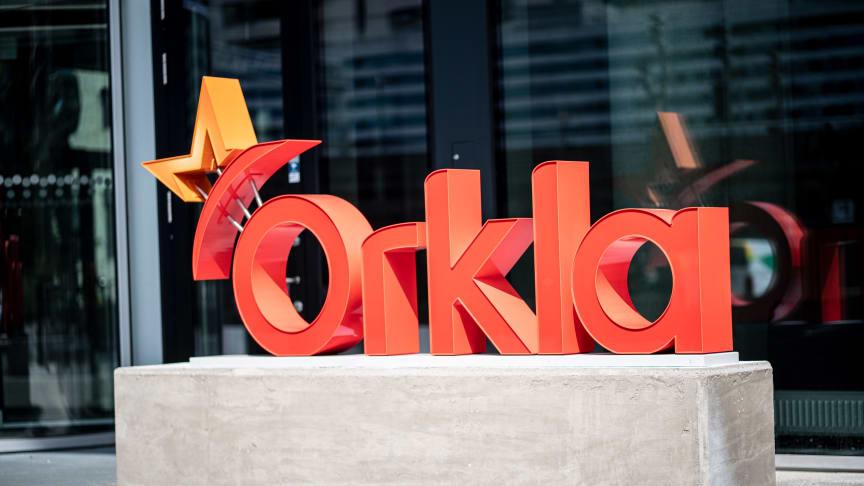 Endringer i Orklas konsernledelse