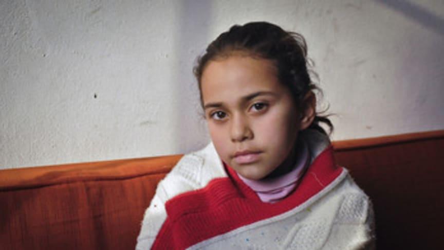 Katastrofinsatsen förstärks när alltfler syriska barn är på väg över gränsen