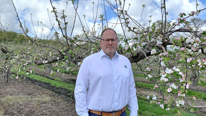 Thomas Jensen, VD Kiviks Musteri