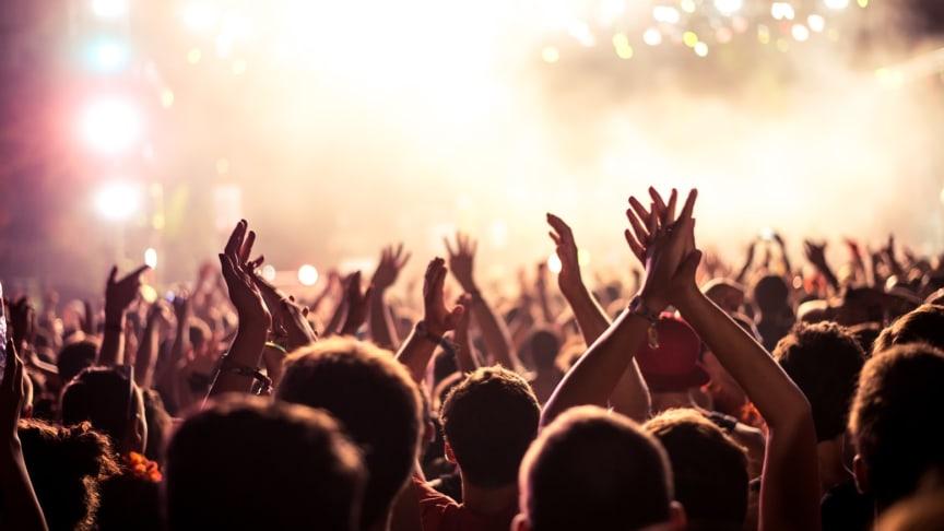 81 procent vill ha covidpass på konserter och andra live evenemang