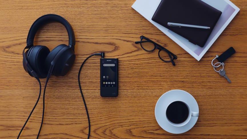 Прослушивание музыки из разных источников, включая потоковую трансляцию в высоком качестве из ваших любимых стриминговых сервисов