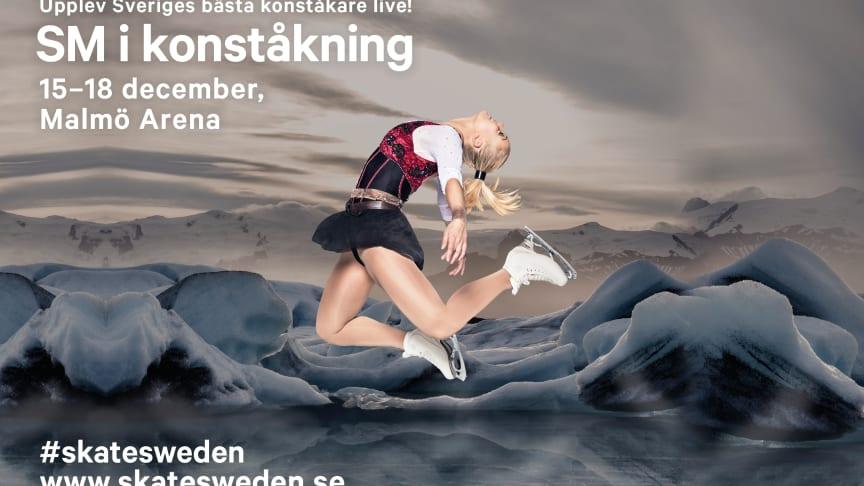 Idag startar SM i konståkning 2016