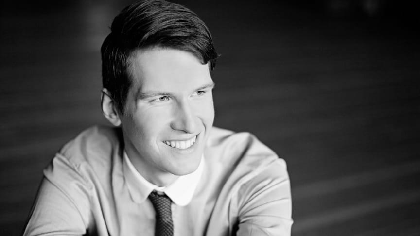 Anders Walls Confidencen-stipendium till åländsk basbaryton