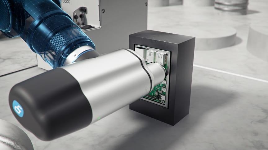 OnRobot julkaisee monipuolisen Plug and Play -älyruuviavaimen, jonka käyttö on nopeaa, helppoa ja joustavaa
