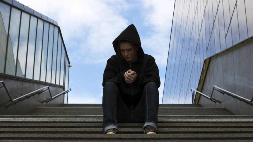 En pilotstudie riktad till ungdomar mellan 15 och 18 år med mild till måttlig depression har just startat. Foto: Cecilie Larsson/Mostphotos