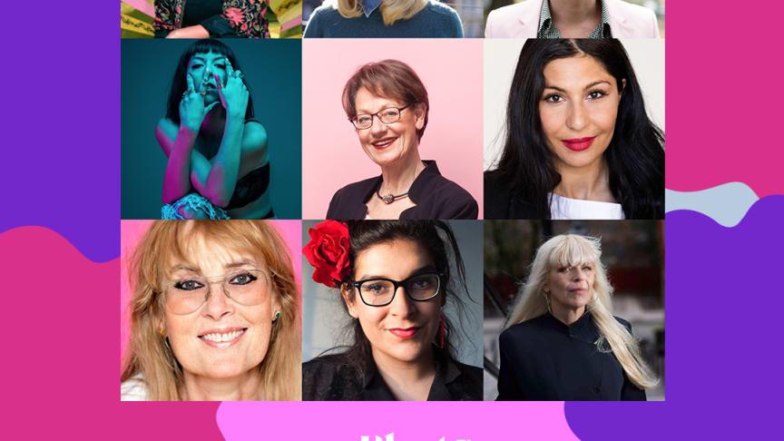Över hundra personer medverkar i Feministiskt initiativs antologi Vad händer nu.
