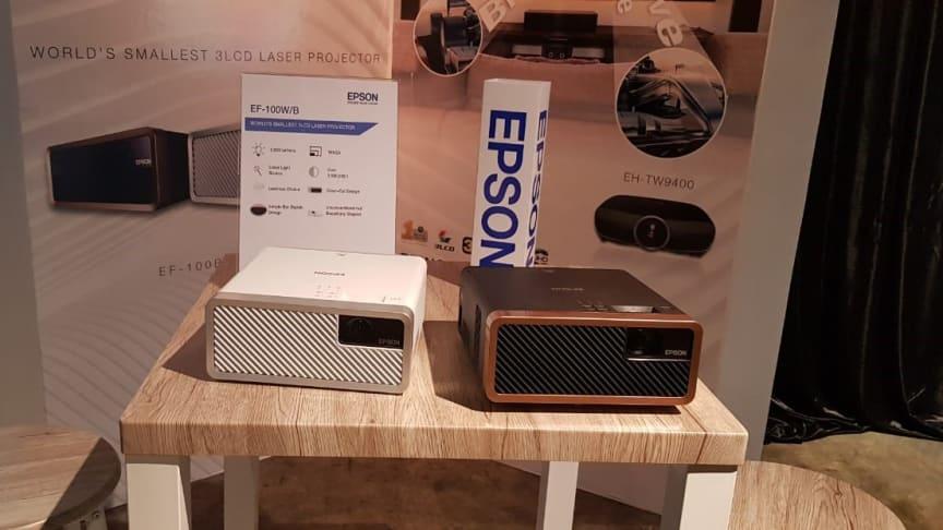 Epson Menghadirkan Proyektor Laser 3LCD Terkecil di Dunia: Proyektor Laser yang Fleksibel dan Mudah Digunakan di Mana Saja