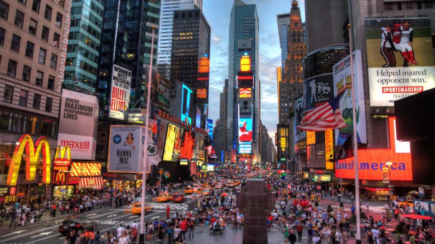 Five alternative shades of New York City