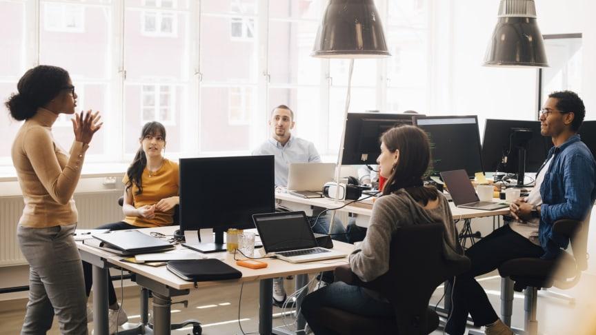 Fler företag använder digitalisering för affärsutveckling
