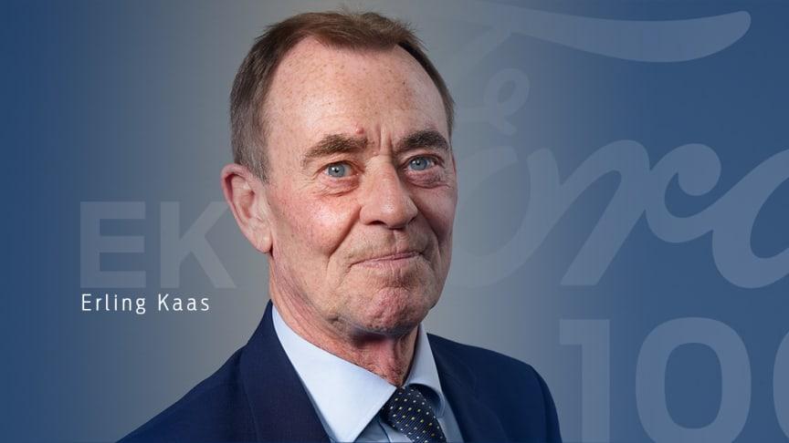 100 års management: Erling Kaas