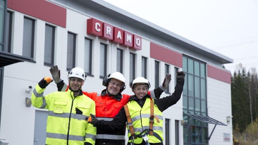 Meillä on juuri nyt avoinna useita mielenkiintoisia tehtäviä asennuspalveluissa ympäri Suomen.