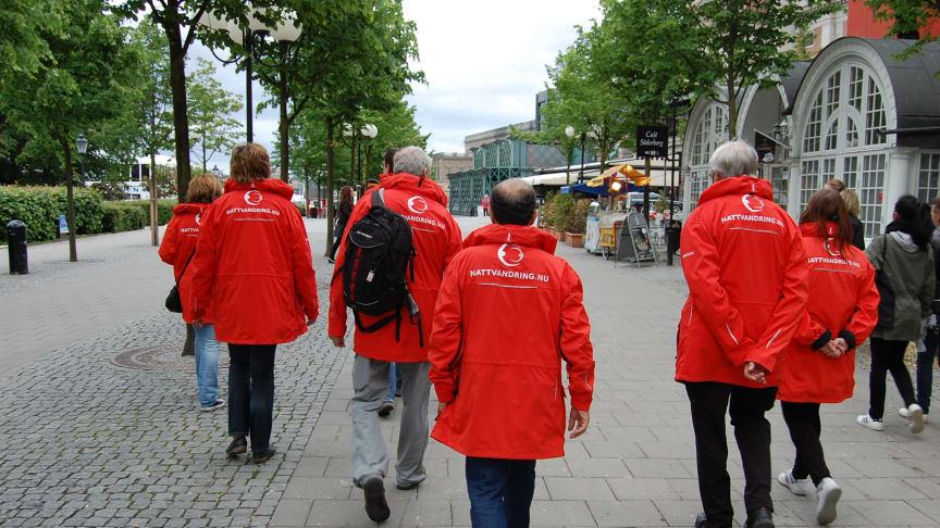 Carlsberg Sverige och nattvandring.nu firar 10-årsjubileum – behovet av nattvandrare större än någonsin inför Valborg