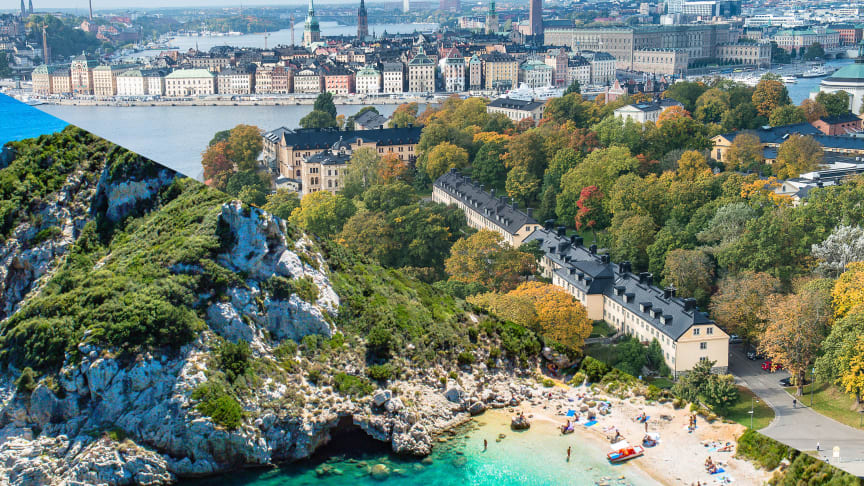 Öluff i Grekland eller i Stockholm?