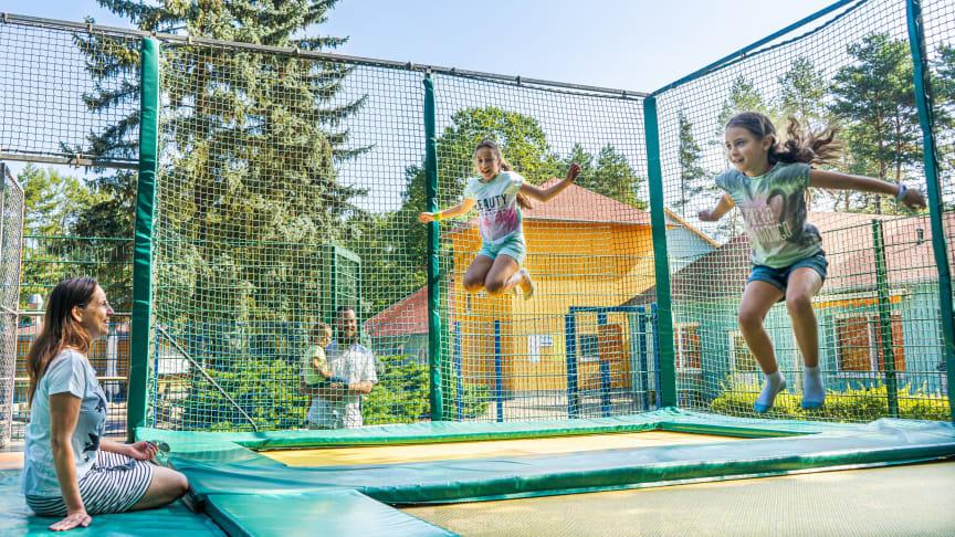 Schöne Ferien im Familienpark Senftenberg See. Foto: Christian Große.