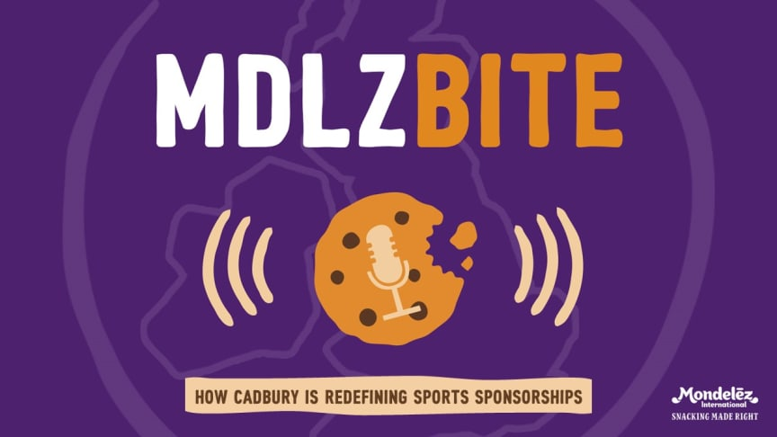 In episode four of MDLZ Bite Nick Rogers, Cadbury's Marketing and Sponsorship Lead, is joined by English former professional footballer, TV and radio personality, Ian Wright.