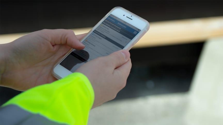 Halmstad kommun väljer AddMobiles digitala lösningar för att bli en än mer serviceinriktad och effektiv kommun. Bild: AddMobile AB