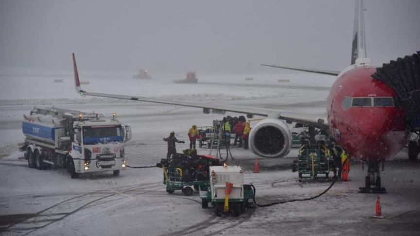 Norwegian realizó hoy su vuelo inaugural a Ushuaia y ya opera ocho rutas de cabotaje en la Argentina