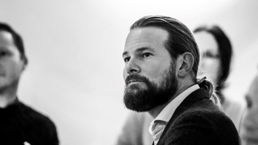 Johan Holgersson, Ny Chief Digital Officer på Aditro Logistics
