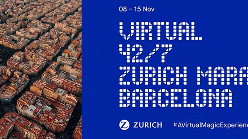 Virtual Barcelona Marathon