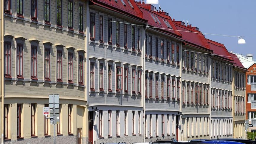 5 200 bostäder byggstartades under 2018