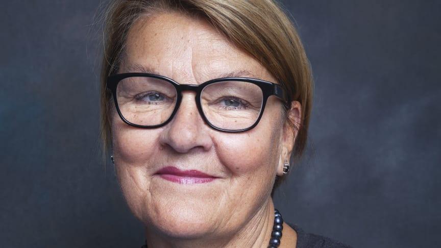 Berit Robrandt Ahlberg, Förbundsordförande Afasiförbundet