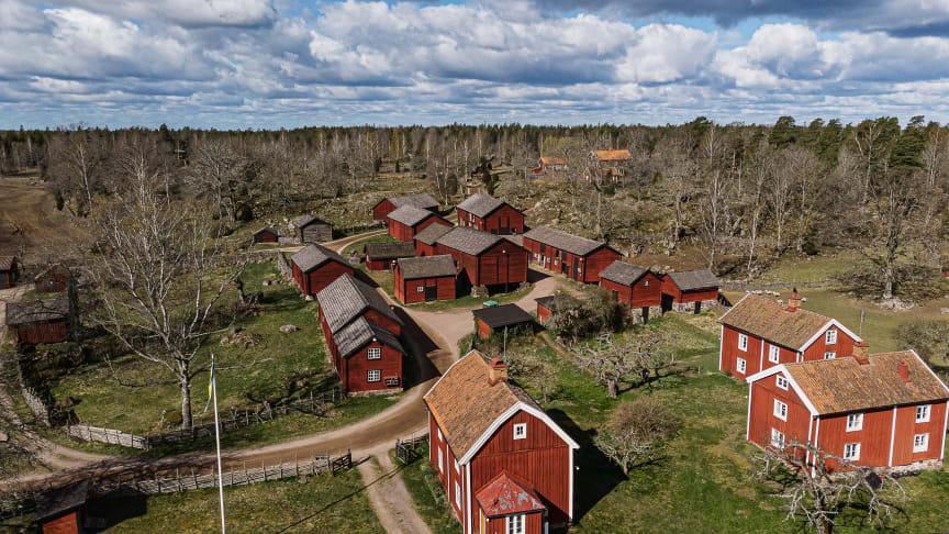 Kulturreservatet Stensjö by