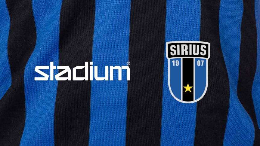 Sirius och Stadium fortsätter samarbetet