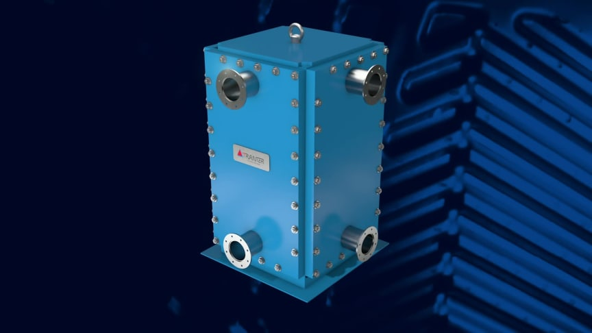 The NovusBloc welded plate heat exchanger – Introducing an innovative design for welded plate heat exchangers.