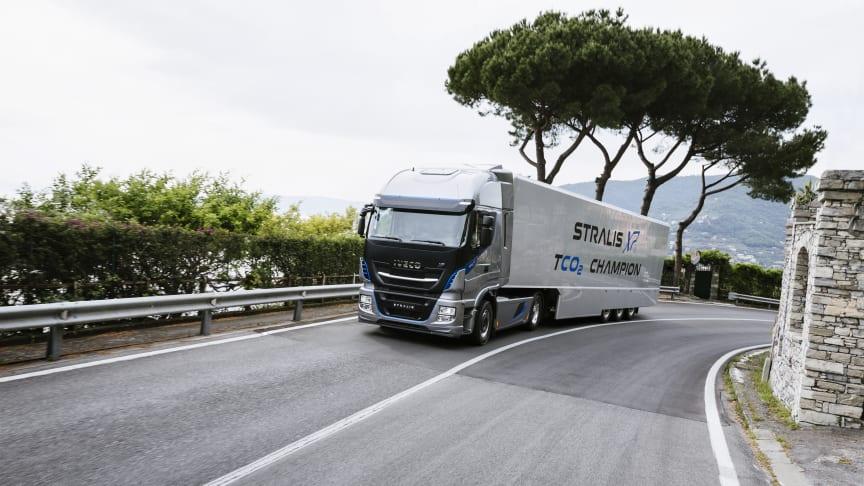 IVECO, et varemærke tilhørende CNH Industrial (NYSE: CNHI/MI: CNHI), har underskrevet en aftale med den europæiske virksomhed inden for integreret logistik Lannutti om levering af 610 stk. nye Stralis XP (bilden) og Stralis NP.