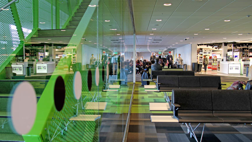 Nya Terminal 2, Arlanda Airport