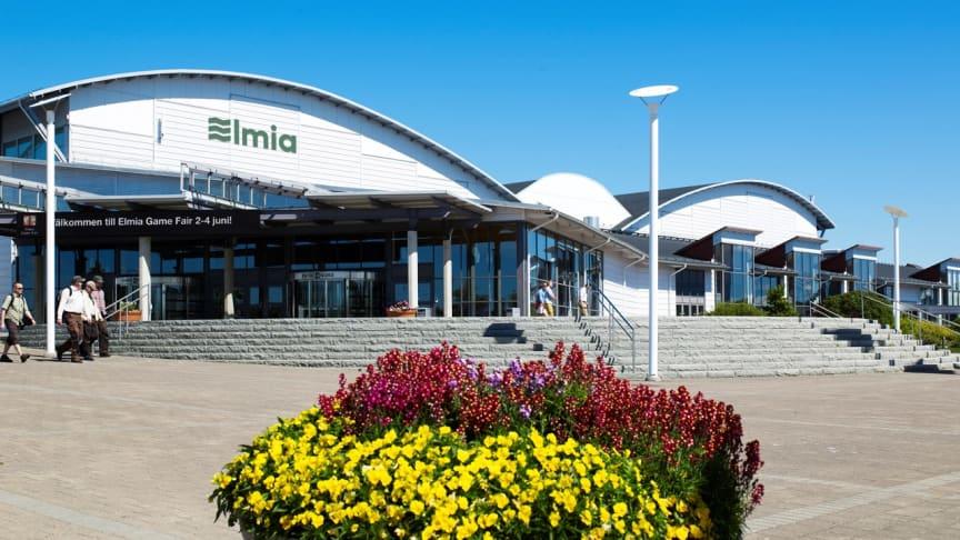 Elmia Lastbil och VA-mässan flyttas till 2022