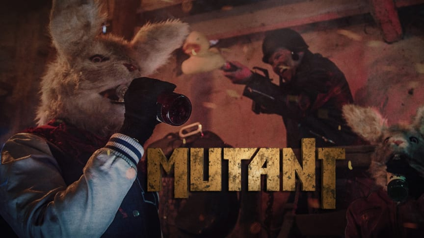RELEASE OF OFFICIAL LIVE-ACTION FILM BASED ON THE 'MUTANT' ROLE-PLAYING GAME UNIVERSE