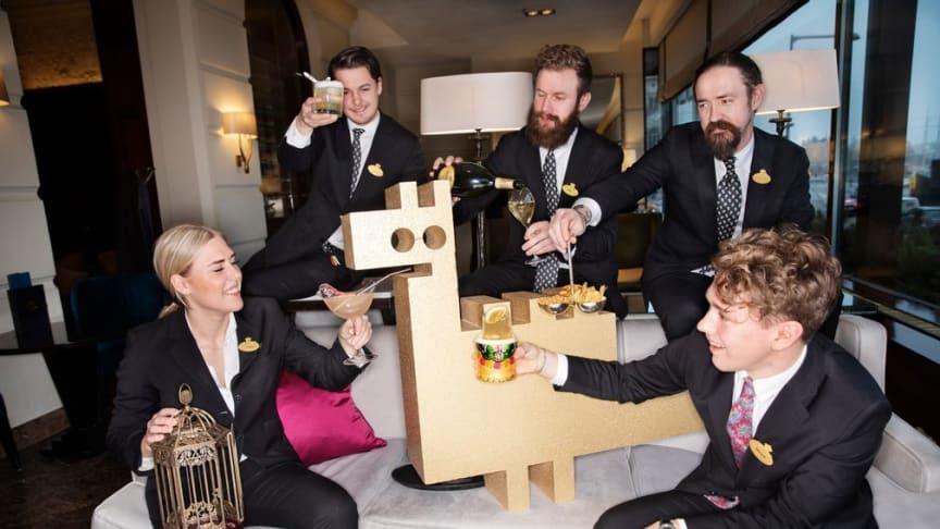 Cadierbaren nominerad som Bästa Bar i Gulddraken