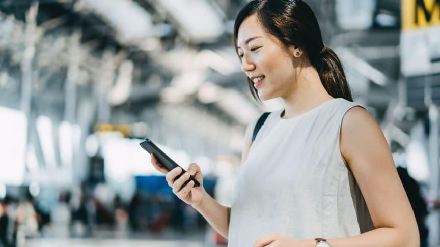 Norska flygplatser tar ledningen på beröringsfritt resande med Amadeus teknologi