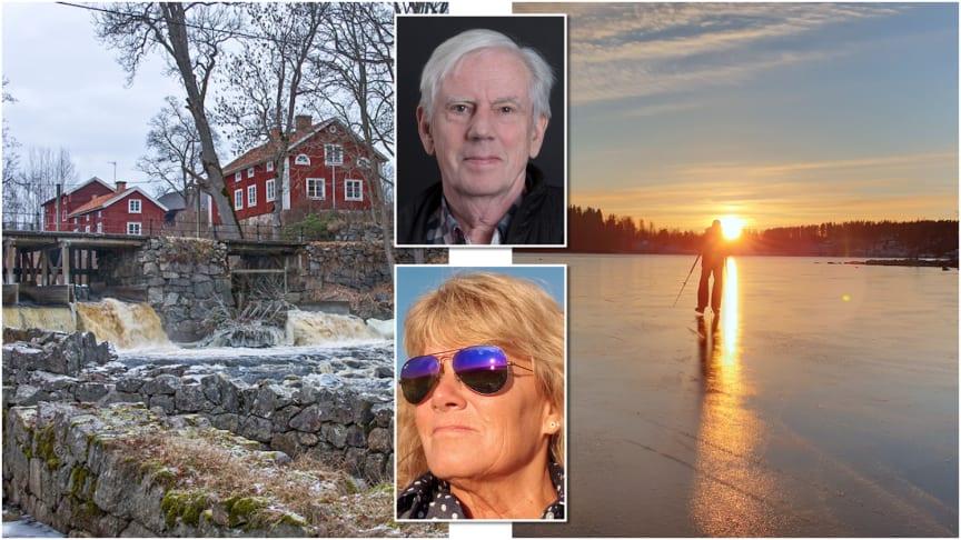 Gunnar Nilsson och Ninni Badh Grändås delade segern i Månadens Bild på temat Kraft & Driv. Bilderna är beskuren men kan ses i sin helhet nedan.