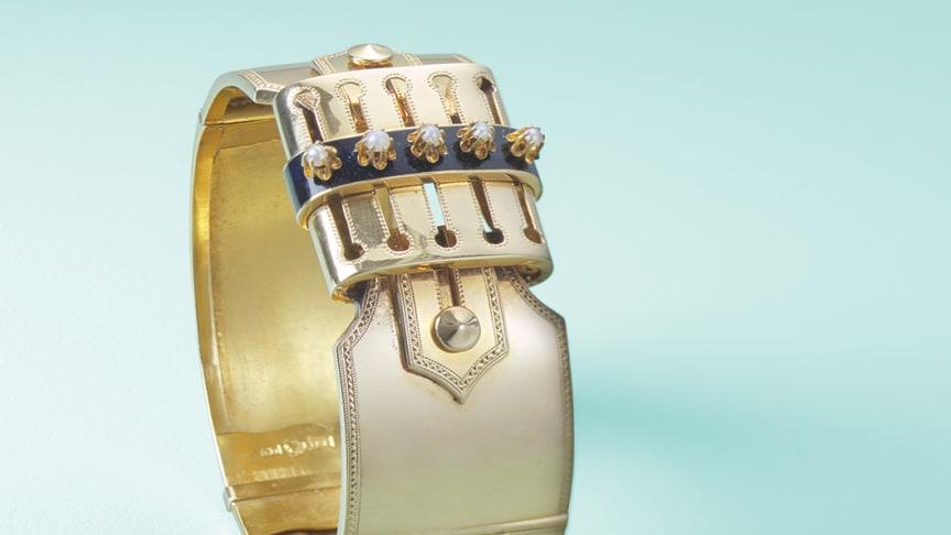 Fantastiskt resultat på Smyckekvaliten | Kaplans Auktioner